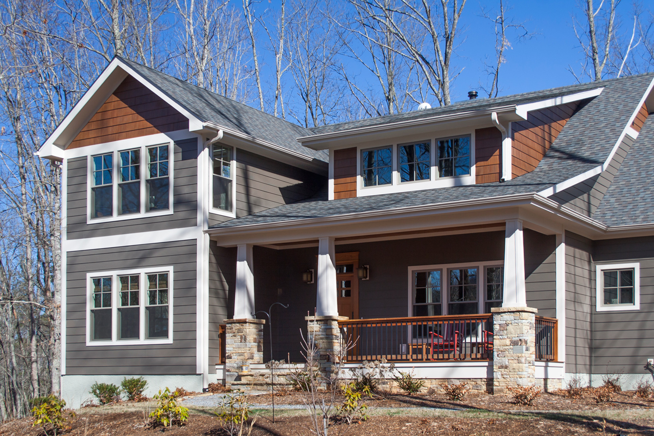 Cement fiber cement siding pros and cons modern for Prefinished siding