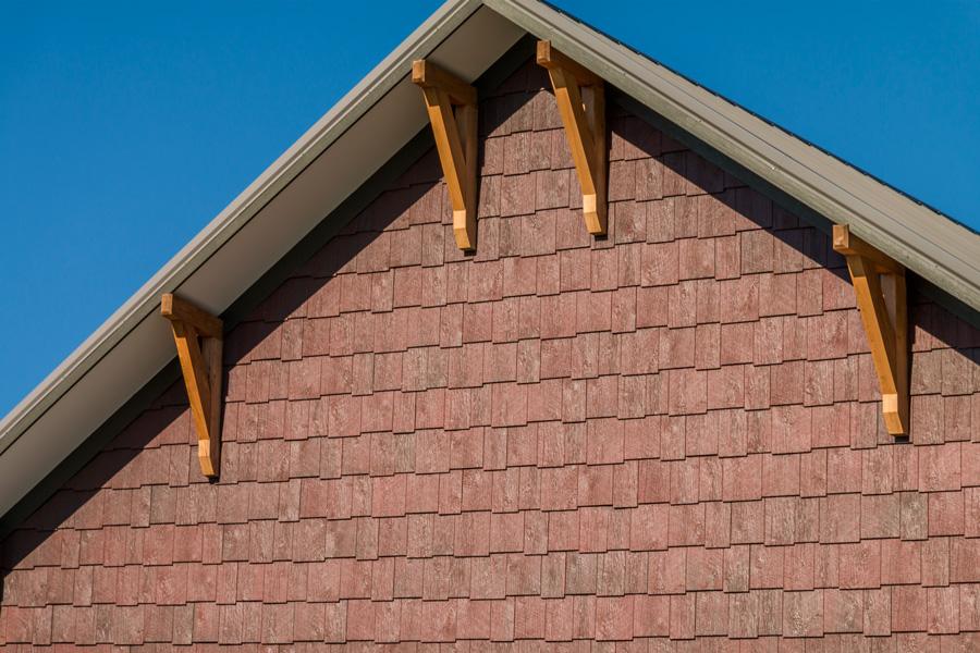 Carolina Colortones proudly offers Woodtones Cement Siding