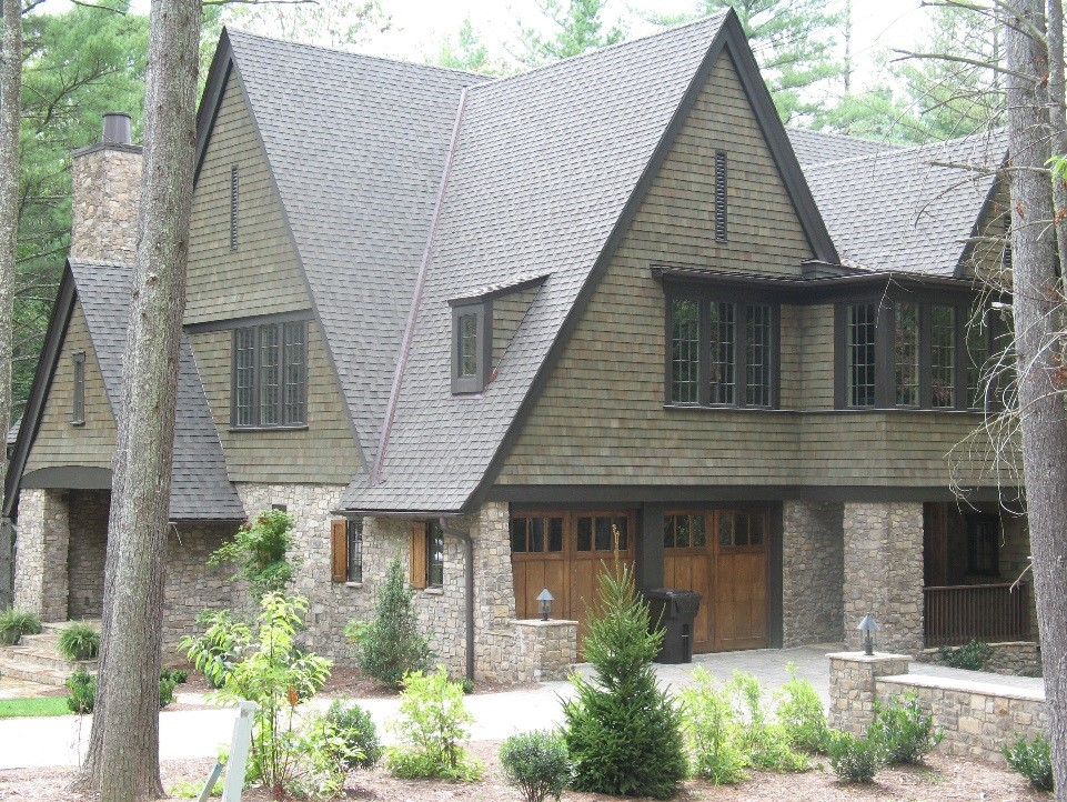 Prefinished Exterior Siding Choices - Fiber Cement
